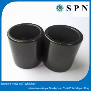 Strong Neodymium/NdFeB Magnet/ Sintered Rings Process for BLDC Motor pictures & photos