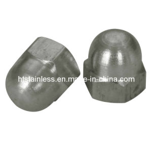 Hex Domed Cap Nuts in Al-6xn pictures & photos