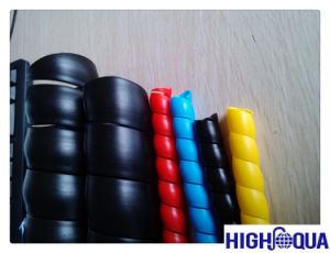 High Quality Colorful Flexible Spring Hose Guard pictures & photos