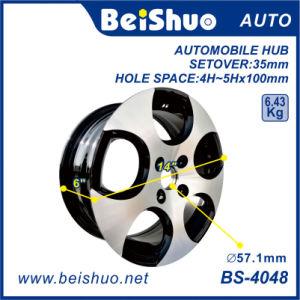 Black &Silver Surface Aluminium Wheel Rim pictures & photos