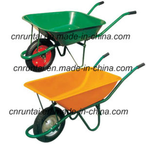 Hot Sale Durable Steel Construction Wheel Barrow pictures & photos
