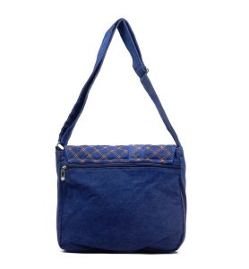 Factory Wholesale Sample Denim Shoulder Bag Designer Handbags (LDO-160901) pictures & photos