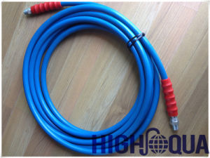 High Pressure Rubber Washing Hose pictures & photos
