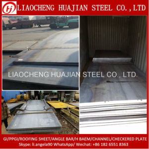 Ms Plate Low Carbon Steel Plate of 20# Q235B Material pictures & photos