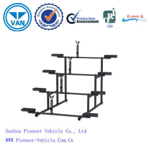 Hot Selling Multi-Tiers Bike Storage Display Stand pictures & photos