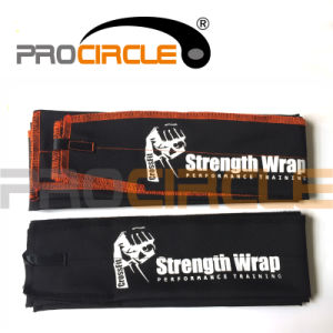 Cotton Weight Lifting Wrist Support Wraps Wrist Strap (PC-WW1005) pictures & photos