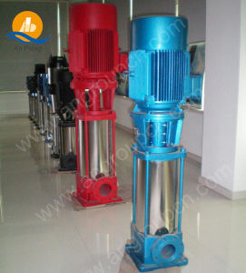 Stainless Steel Vertical Multistage Boosting Pump pictures & photos