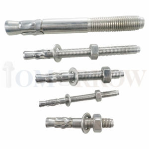 Stainless Steel 304/316 Anchor Bolt pictures & photos