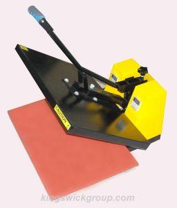 Heat Press Tranfer Machine for Rhinestone Motif pictures & photos