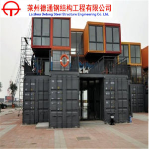 Export Prefabricated Container House as Living Home