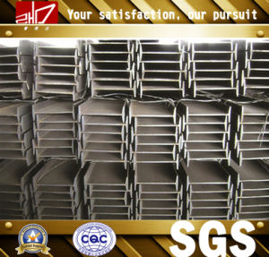 Hot Rolled Steel JIS/GB I Beam for Construction pictures & photos