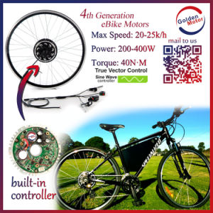 250W Smart Pie E-Bike Motor with Built-in Programmable Controller pictures & photos