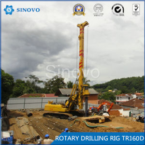 TR160D rotary drilling rig of foundation construction equipment pictures & photos