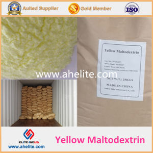 Food Grade Yellow Maltodextrin for Coffee, Chocolate, Cocoa Drink pictures & photos