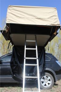 Cheap Canvas Fabric Safari Camping Tent pictures & photos