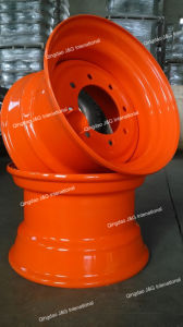 Skid Steer Wheel Rim 8.25X16.5 for Tyre 10-16.5 pictures & photos
