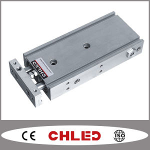Double Shaft Cylinder / Guide Rod Cylinder (SMC CXS Type) pictures & photos