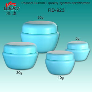 Plastic Small Cream Jar for Promotion, PP Cosmetic Jars pictures & photos