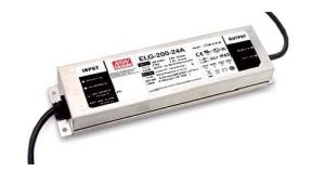 144~200W Elg-200 Constant Voltage + Constant Current LED Driver