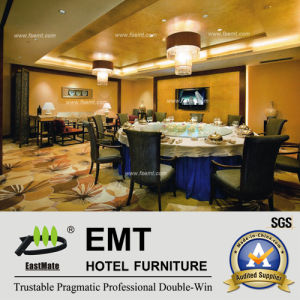 Modren Star Hotel Resterant Dining Set (EMT-R12) pictures & photos