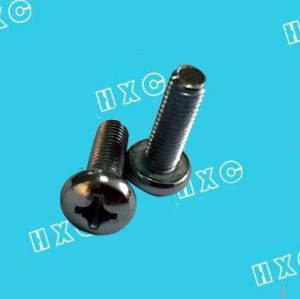 GB818 Pan Head Phillips Machine Thread Screw