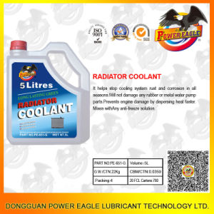5LTR Long Lasting Auto Engine Coolant