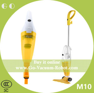 Intelligent Stick Vacuum Cleaner with Big Dust Capcity (M-10) pictures & photos