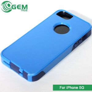 for iPhone 5 5s New Commuter Hard&Soft Rubber Hybrid Skin Case Cover