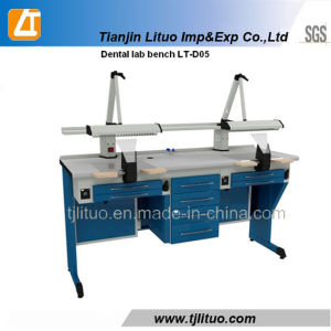 Dental Furniture/ Lab Table/Dental Technician Bench pictures & photos