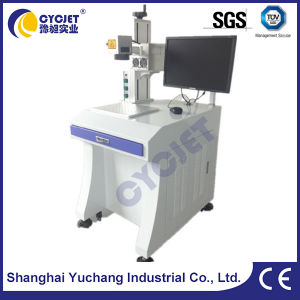 Green Laser Machine for Marking Logo pictures & photos
