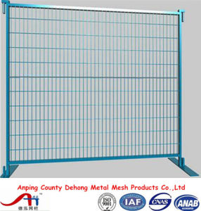 High Quality Safety Canada Temporary Fence / Playground Fence / Removable Fence pictures & photos