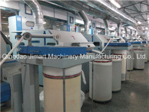 Jimart Wool Carding Machine /Wool Spinning Machine pictures & photos