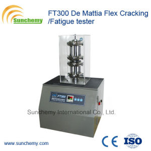 Rubber Tester/FT300 De Mattia Flex Cracking/Fatigue Tester pictures & photos