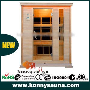 Hemlock Double Digital Control Panel Heater Carbon Heater Sauna Room (KL-3SQ)