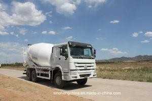 Sinotruk (CNHTC) HOWO 8m3 Mixer Truck Zz1257n3641/Noba pictures & photos