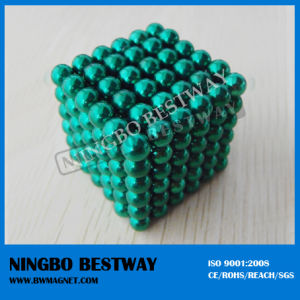 N35 Green Neo Cube 5mm pictures & photos