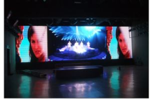 High Stability P6 Indoor Full Color LED Display Panel