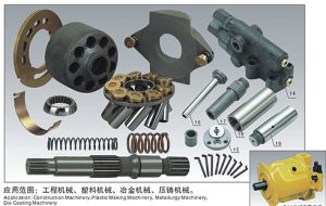 Rexroth Piston Pump Parts A10vso45/71/100 pictures & photos