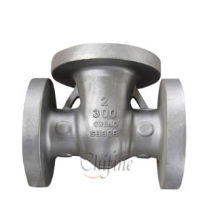 China OEM Lost Wax Cast Water Valves for Industry pictures & photos