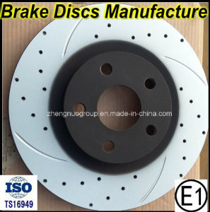 ISO/Ts16949 Certificate New Products High Quality Auto Brake Disc pictures & photos