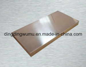 Tungsten Copper Plate for Heat Sink Encapsulation pictures & photos