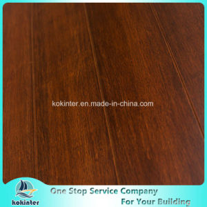 Merbau Strand Woven Heavy Bamboo Flooring Indoor-Click System pictures & photos