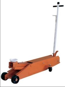 Hydraulic Long Floor Jack 10t pictures & photos