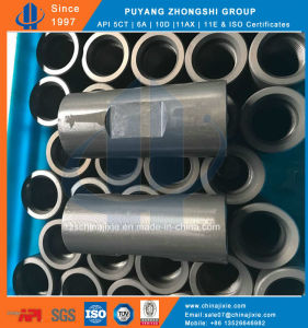 "Slim Hole Sm 7/8"" Sucker Rod Coupling Manufacture Puyang Zhongshi pictures & photos"