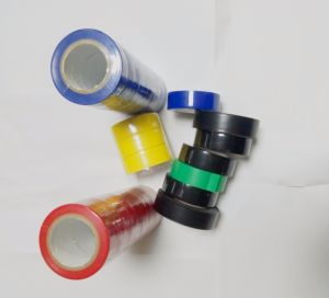 Rubber Electrical Tape for PVC Insulation Tape pictures & photos