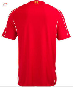 Soccer Jersey Football Jersey Red Jersey pictures & photos