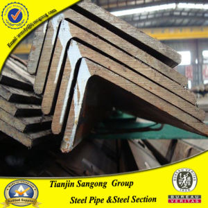 ASTM A36 Construction Structural Black Angle Steel pictures & photos