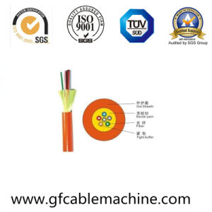 50 Soft Optical Fiber Cable Sheath Optical Cable Extrusion Equipment pictures & photos