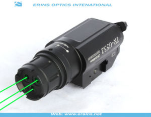 Tactical Triple Green Laser Sight (ES-TR-G532) pictures & photos