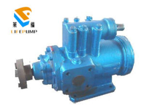 3G45X4-46 Three Screw Pump for Fuel Oil Transfer pictures & photos